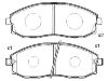 刹车片 Brake Pad Set:58101-4AA00