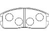 刹车片 Brake Pad Set:MB 668 722
