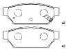 刹车片 Brake Pad Set:MB 928 314