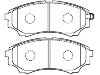 刹车片 Brake Pad Set:UMY4-33-28Z